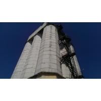 Окрашивание промышленных зданий, элеваторов
