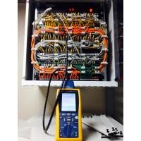 Монтаж скс, опс, скуд; видеонаблюдения электрических сетей; тестирование скс