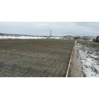 Фундамент, ж/б плита, монолитная плита перекрытия, бетонирование