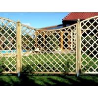 Деревянный забор «Лайт»
