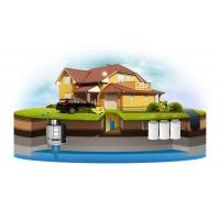 Бурение скважин на питьевую воду, водоподведение