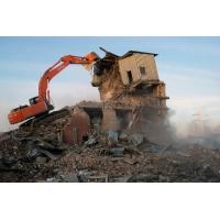 Слом домов, построек, зданий