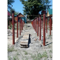 Строительство фундаментов на винтовых сваях под различные типы сооружений