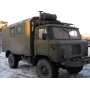 Переоборудование ГАЗ-66 дизельным двигателем   Екатеринбург