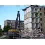 Снос малоэтажных зданий и сооружений   Москва