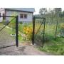 Изготовим забор из профлиста, сетки рабицы,а также калитки и ворота.   Калининград
