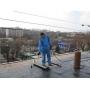 кровельные работы промышленными альпинистами в Ижевске   Ижевск