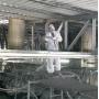 Антикоррозийная обработка металлоконструкций методом напыления полимочевины   Казань