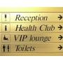 Адресные и рекламные таблички, указатели, номера дома. Изготовление   Новосибирск