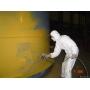 Антикоррозийная обработка металлоконструкций, покраска безвоздушным методом, защита от ржавчины   Новосибирск