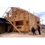 Изготовление срубов + строительство под ключ   Тверь
