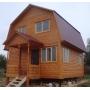 строительство домов из профилированного бруса под ключ за 14 дней   Самара