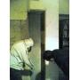 Вентиляционный короб на кухне, УМЕНЬШЕНИЕ И ВОССТАНОВЛЕНИЕ.   Москва