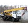 Аренда автокрана 16 тонн   Москва