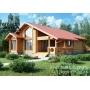 Строительство деревянных домов под ключ в Москве и МО.   Москва