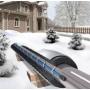 Система антиобледенения труб - лучшая защита трубопровода в холодное время года   Набережные Челны