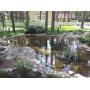 Водоем, пруд искусственный, декоративный, купальный   Казань