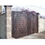 кованые ворота   Казань