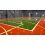 Наливные покрытия для детских и спортивных площадок из резиновой крошки и искусственной травы   Екатеринбург