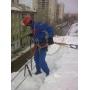 Уборка снега с крыш   Новосибирск