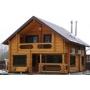 Строительство деревянных бревенчатых домов   Тюмень