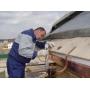 Монтаж водостоков и установка снегозадержателей   Москва