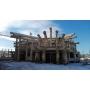 строительство,проектирование домов из кедра и лиственницы   Москва