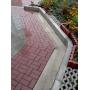 Укладка брусчатки (тротуарной плитки)   Самара
