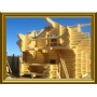 Строительство деревянных домов, бань, срубов   Сочи
