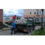 Уборка строительного и бытового мусора   Москва