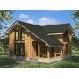 Специалисты СК «Славянский дом» профессионально и по доступной цене построят деревянный коттедж, дом, сруб бани   Смоленск
