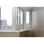 Остекление балкона   Москва
