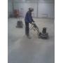 Шлифование бетонных полов и стяжек. Обеспыливание бетона   Липецк
