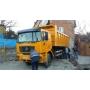 Услуги самосвала гп 35 тонн объем кузова 20 м3   Новороссийск