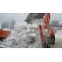 Утилизация снега на полигоне. Самосвалы, погрузчики   Набережные Челны