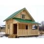 Строим дома, бани, садовые домики, котеджи из профилированного бруса   Ангарск