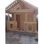 Строим дома из оцилиндрованного бревна   Новороссийск