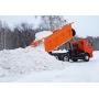 Утилизация и чистка снега   Москва