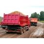 Доставка инертных материалов (от 15 куб) и вывоз   Краснодар