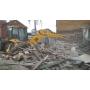Демонтаж снос зданий   Москва
