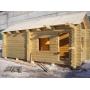 Изготовление срубов домов и бань   Псков