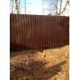 Забор из профнастила по низким ценам   Москва