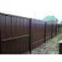 Заборы из профлиста   Ульяновск