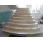 Лестницы из камня. Обработка камня. Облицовочные работы   Екатеринбург