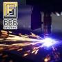 Резка металла: гидрообразив, лазерная резка, гильотина   Казахстан