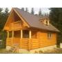 Строительство деревянных домов из Архангельской области   Москва