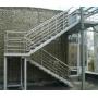 Изготовление пожарных лестниц, металлокаркасы лестничных маршей   Оренбург