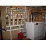 Промывка системы отопления   Тюмень