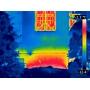 Тепловизионное обследование дома.   Москва