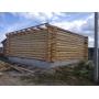 Срубы домов и бань, монтаж, крыши, фундаменты   Тюмень